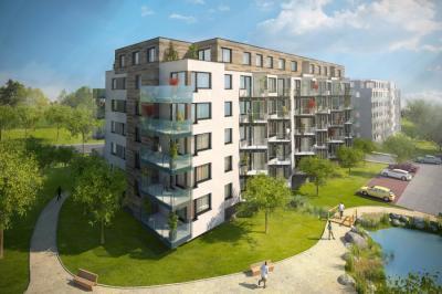 Bytový projekt Kaskády Barrandov VI, zdroj: finep.cz