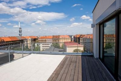 Luxusní bydlení Praha - Vinohrady, zdroj: rezidencekorunni.com