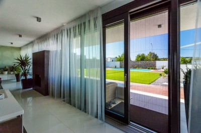 Posuvné dveře typu HS portál, zdroj: mirador.eu