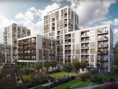 Nové byty v Praze na Žižkově