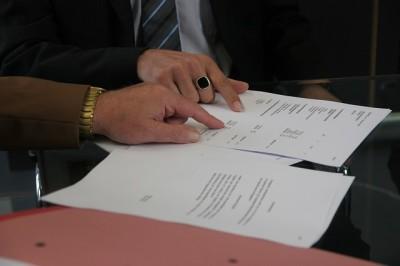 Jednodušší smlouva na pronájem bytu